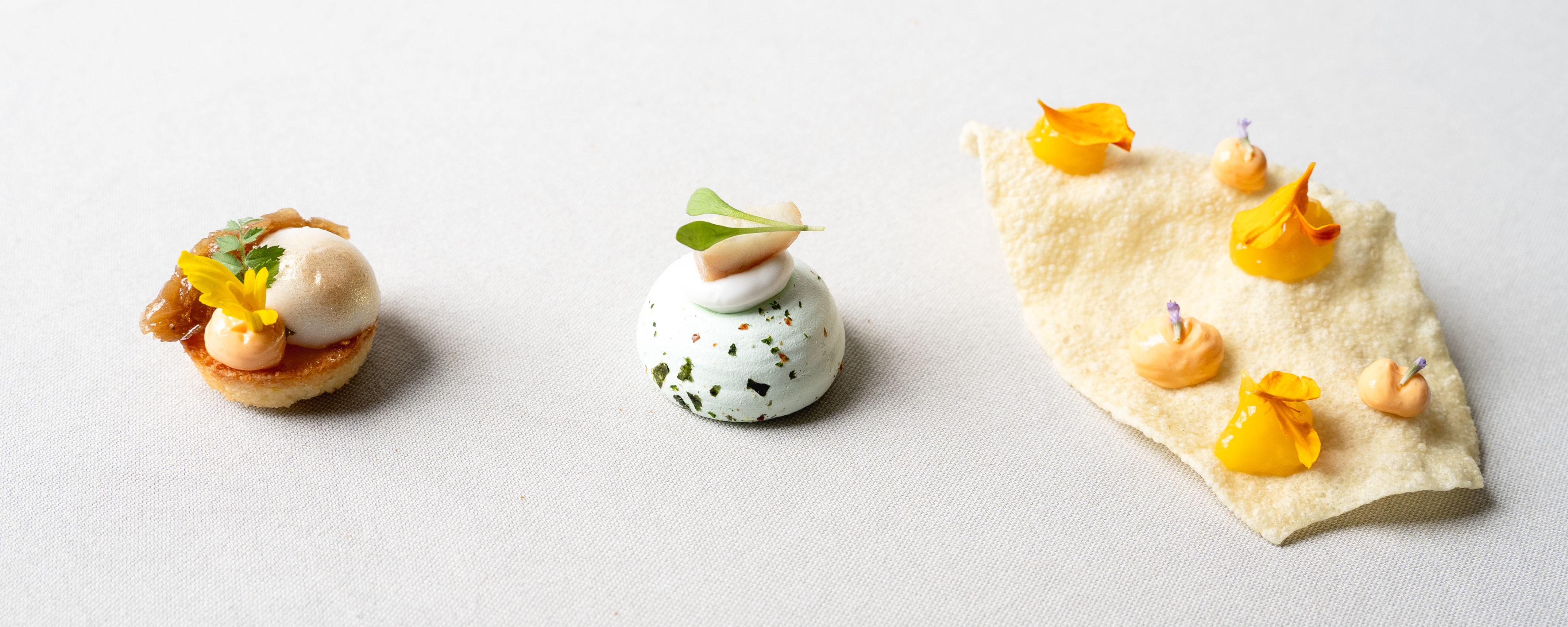 De menukaart van Sense hanteert al jaren de filosofie van Dutch Cuisine waarin groenten en seizoenen de hoofdrol spelen.